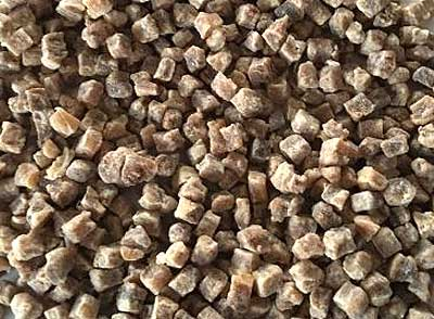 dried figs diced in small size