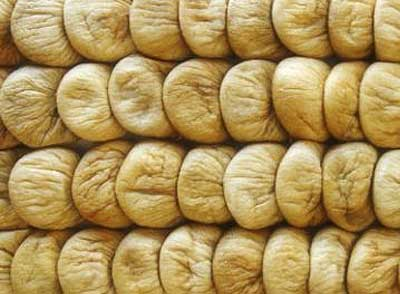 Dried figs in Protoben form